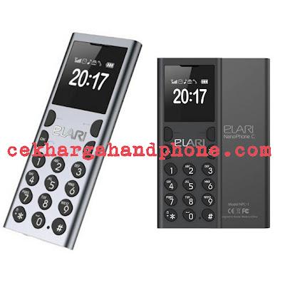 Elari, Handphone Sangat Enteng Dijual 700 Ribu