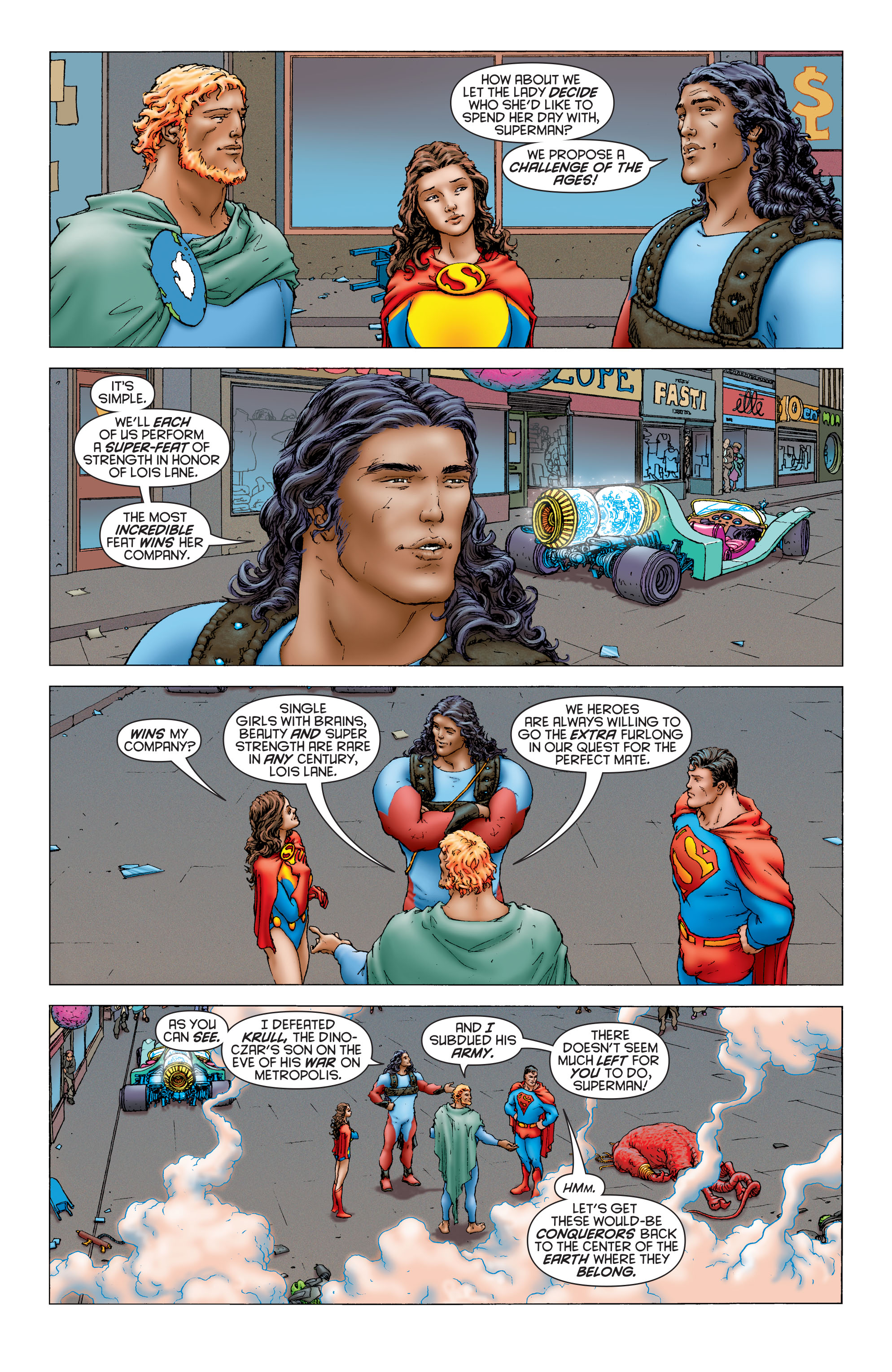 Read online All Star Superman comic -  Issue #3 - 9