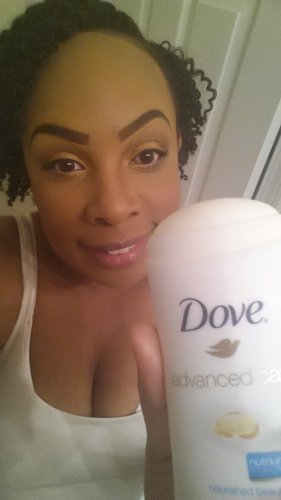 Dove New Advanced Care Deodorant Review- #RaiseYourArms