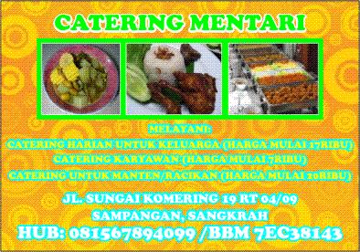 Usaha Catering Mentari