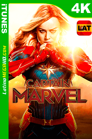 Capitana Marvel (2019) Latino Ultra HD WEB-DL 2160P ()