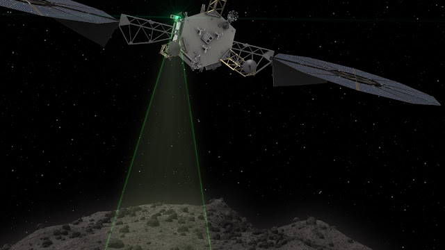 """""""Plumes Erupting From an Asteroid's Surface"""" NASA get shocked"""