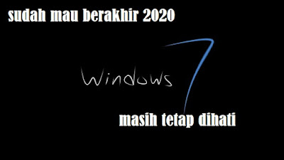 windows 7, akhir masa windows 7