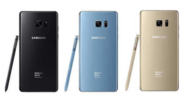 Samsung Galaxy Note Fan Edition goes official: Pricing, Specifications, Availability