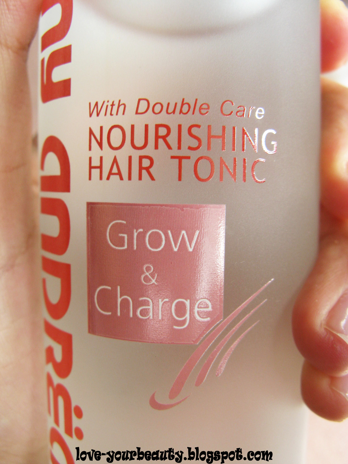 Review  JOHNNY ANDREAN Nourishing Hair Tonic - Monica Agustami b456eedb74