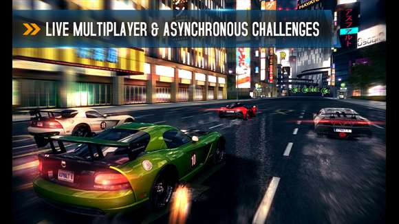 best windows phone racing game