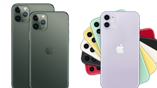 Apple's iPhone 11 Pro features