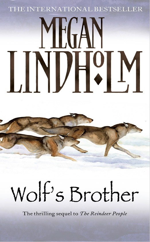 wolf brother book series