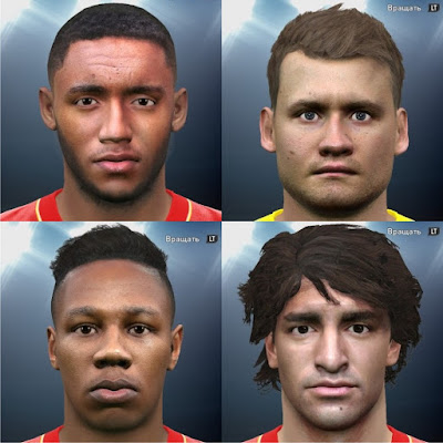 Download PES 2016 Liverpool Facepack by bahty