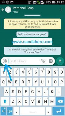 cara membuat stiker sendiri pada whatsapp