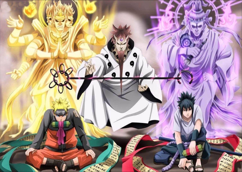 ASHURA NURA Kumpulan Gambar Naruto Untuk Wallpaper Hp Dan Laptop 1