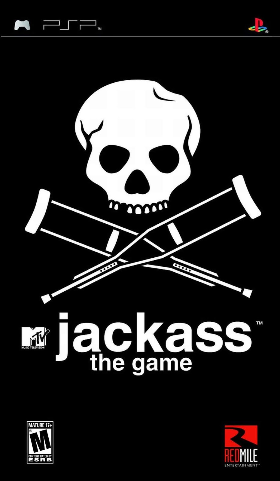 ROMs - Jackass - The Game - PSP Download