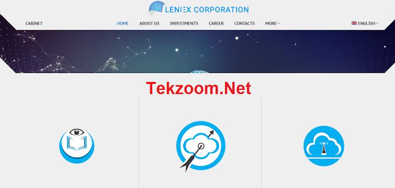 [SCAM] Review Leniex - Dự án TradeCoin của công ty Mỹ - Lãi từ 0.5% hằng ngày cho 360 ngày - Đầu tư tối thiểu 50$