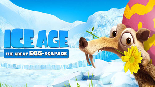 Ice Age: The Great Egg-Scapade Subtitle Indonesia