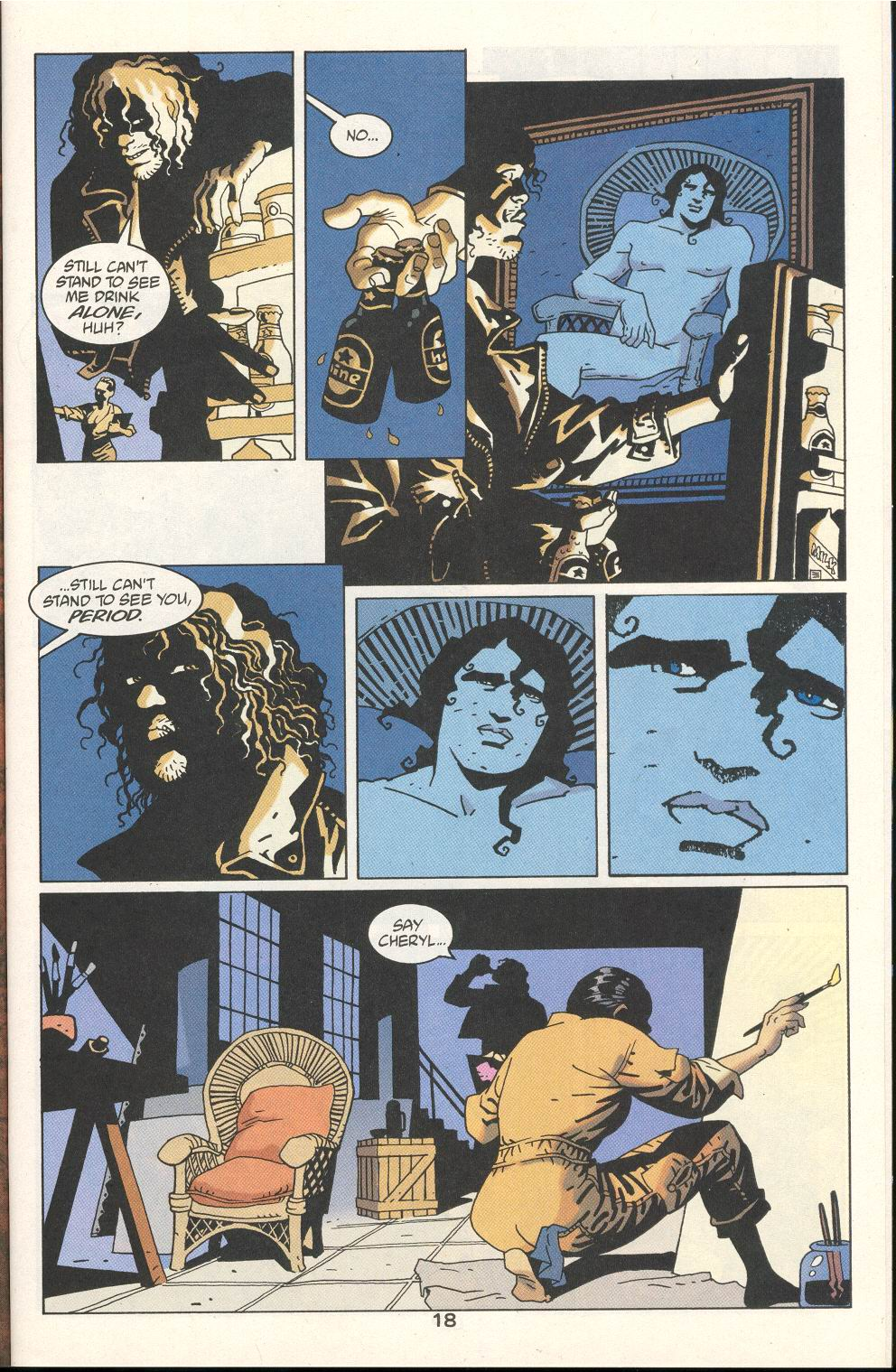 Read online 100 Bullets comic -  Issue #21 - 19