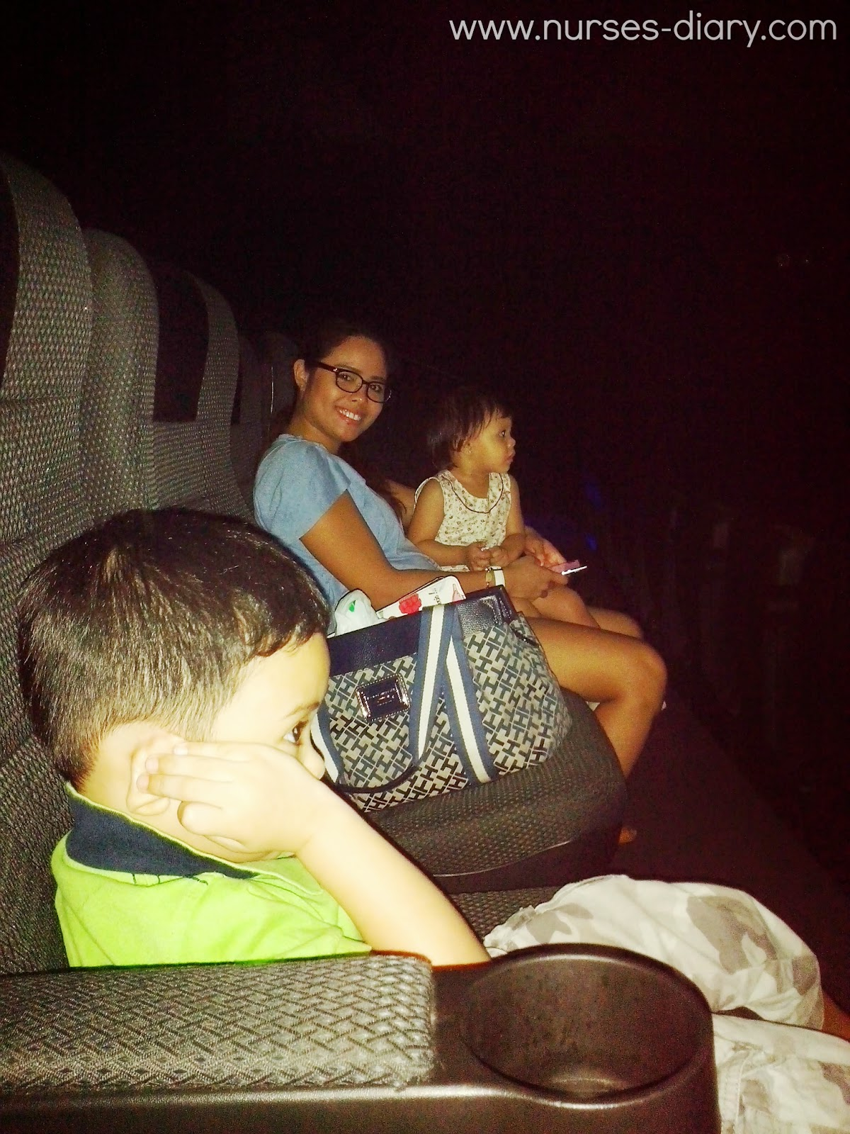 Family Movie Date : Rio 2