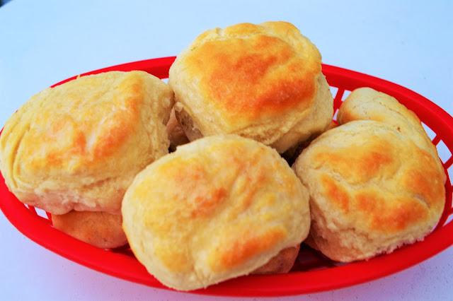 2 ingredient biscuits