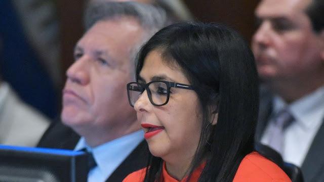 """Venezuela denunciará a Luis Almagro ante la ONU """"por promover la intervención militar"""""""