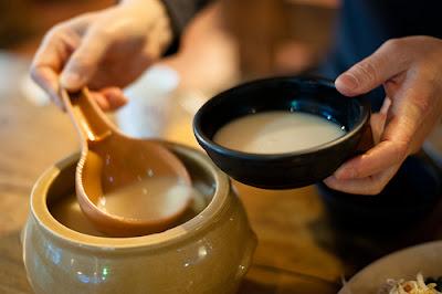 Cách trị nám da của người nhật bằng rượu gạo