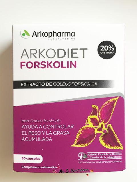 Arkodiet Forskolin
