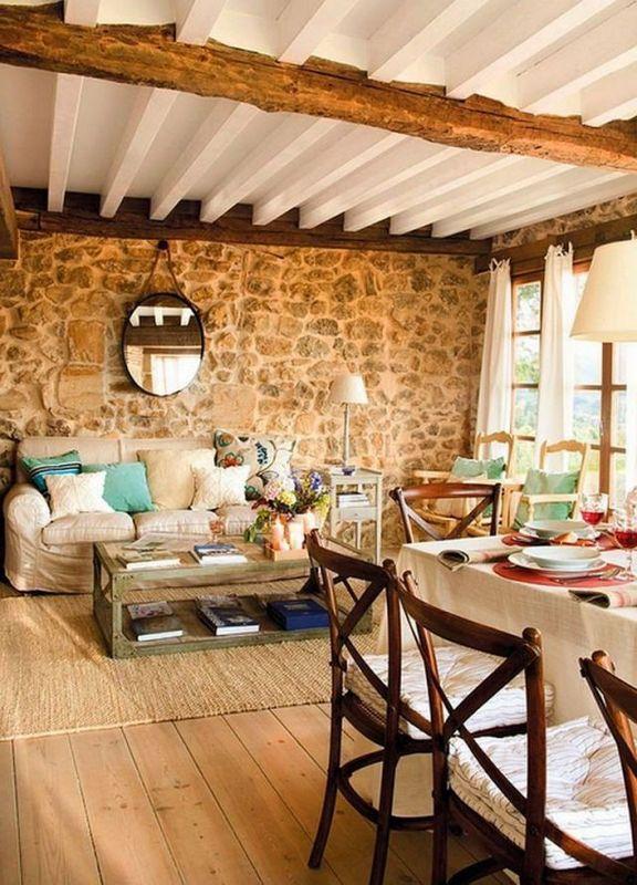 50+ Rustic Διακοσμήσεις για Εξοχικά Σπίτια