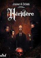 couverture du livre Héritière de Jeanne-A. Desbats