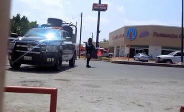 VIDEO Enfrentamiento entre Fuerza Tamaulipas y el Cartel del Golfo en Miguel Aleman Tamaulipas