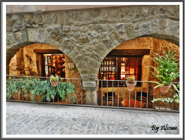 besalu-spania-oras-catalunia