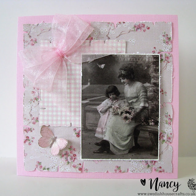 A Mother's Day Card with Pion and Gummiapan | By Nancy