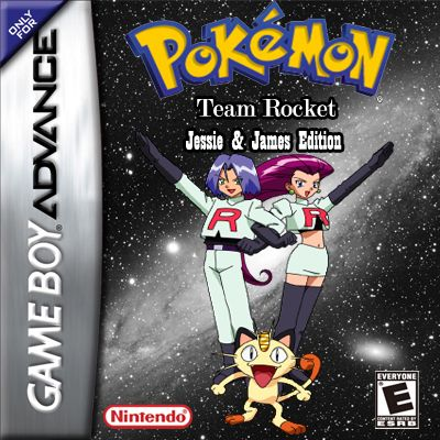 Pokemon Team Rocket Jessie&James Edition