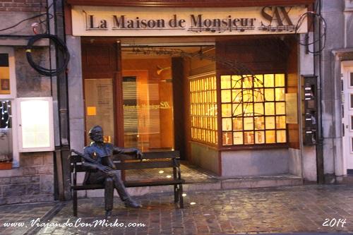 La Maison de Monsieur Sax