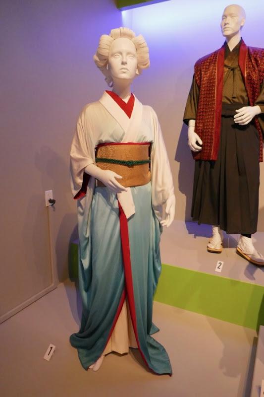 Westworld season 2 Sakura costume