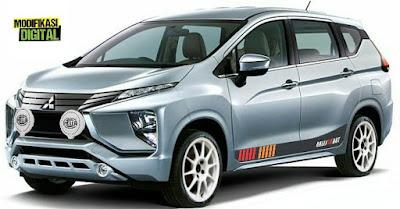 Modifikasi Mitsubishi Expander Ralli