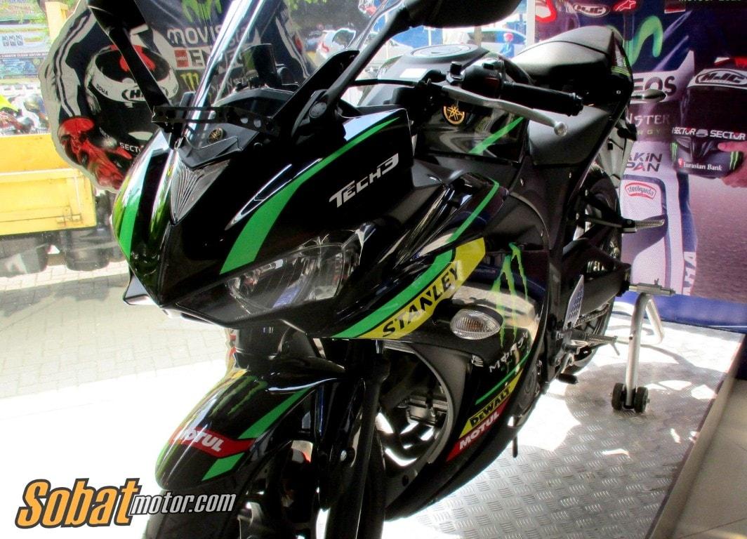 Perawakan New Yamaha YZF R25 Facelift akan banyak berubah, sudah fix pakai suspensi USD !