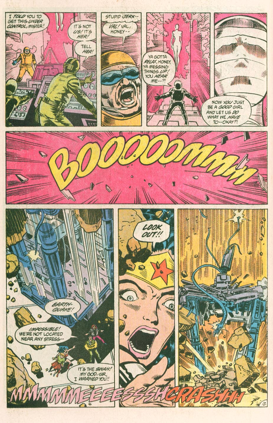 Read online Wonder Woman (1987) comic -  Issue #44 - 14