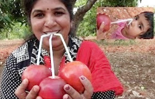 HOW TO MAKE NATURAL POMEGRANATE JUICE | SUPER FOOD FOR ALL
