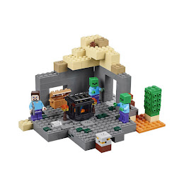 Minecraft The Dungeon Lego Set