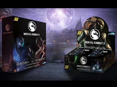 Mortal Kombat X - Collectible Card Game