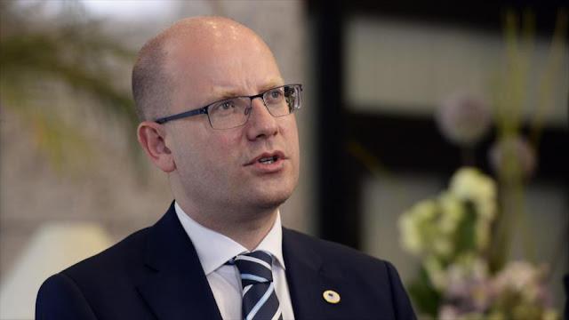 """Praga ve """"importante"""" para Europa la derrota de Daesh en Irak"""