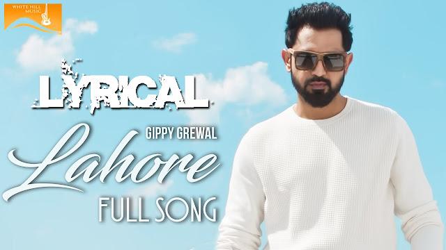 Lahore Lyrics - Gippy Grewal feat. Roach Killa