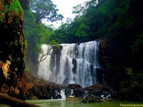 Sathodi Waterfalls, Yellapura, Uttara Kannada