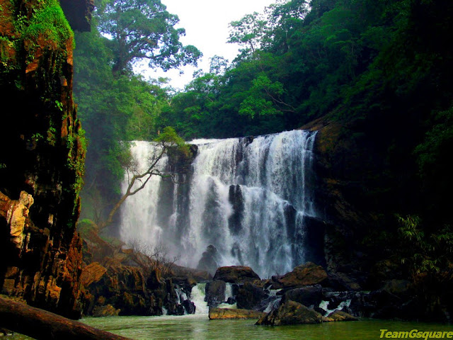 Sathodi Waterfalls, Yellapura, Uttara Kannada