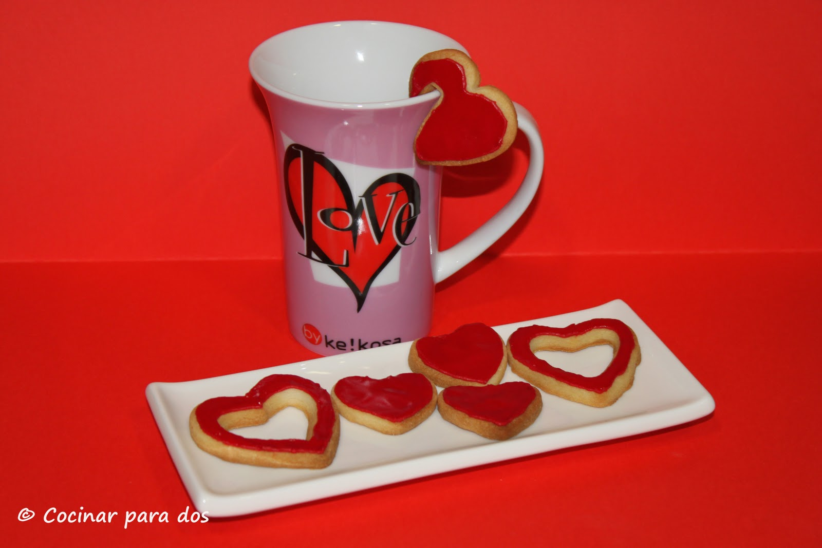 Decorar Con Glasa Real Glasa Para Decorar Galletas Feliz San Valentín