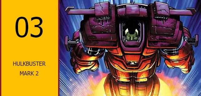 armor iron man terkeren