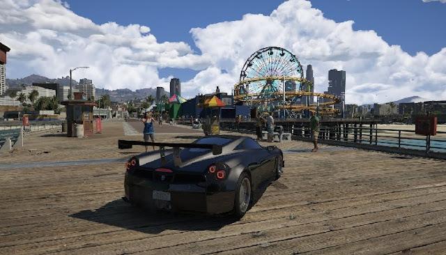 يتوفر تعديل جديد تحت اسم NaturalVision Remastered mod من اجل Grand Theft Auto 5 ، متاح للتحميل