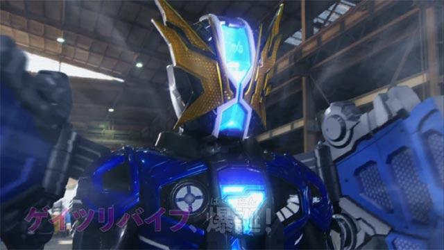 Spoiler Kamen Rider Zi-O Episode 26, Kemunculan Kamen Rider Geiz Revive