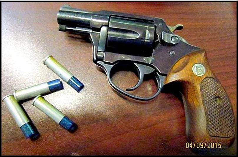Loaded firearm discovered in carry-on bag at OMA