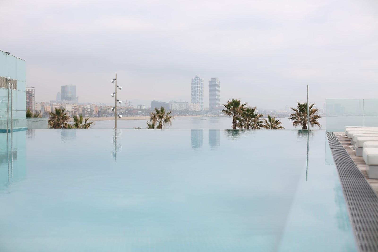 w hotel pools