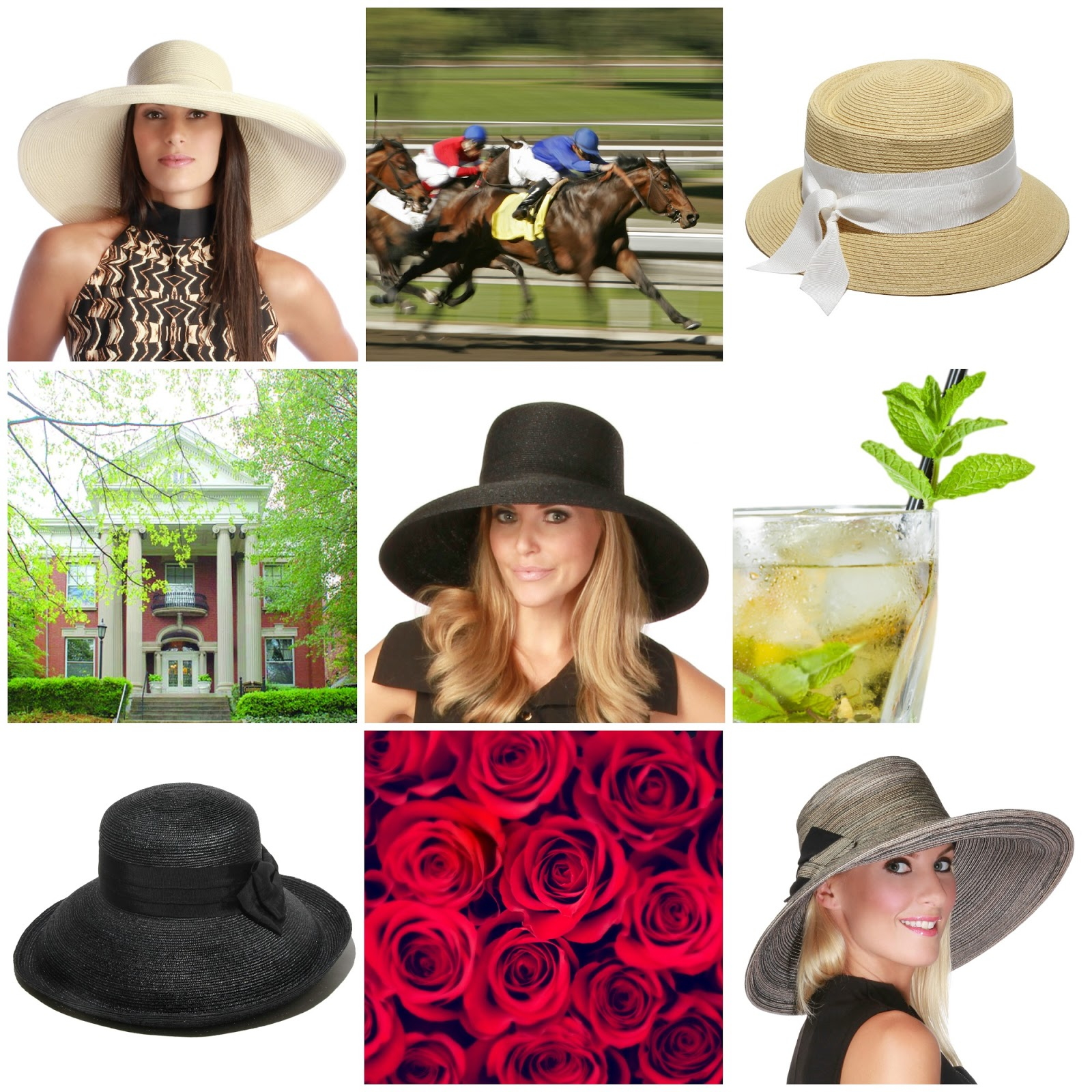 3d455d28bc21a Kentucky Derby Hats and History
