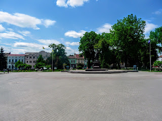 Галич. Майдан Різдва